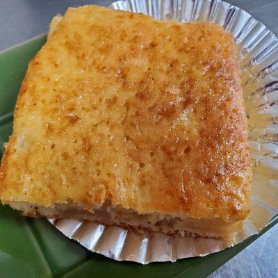梨のケーキ